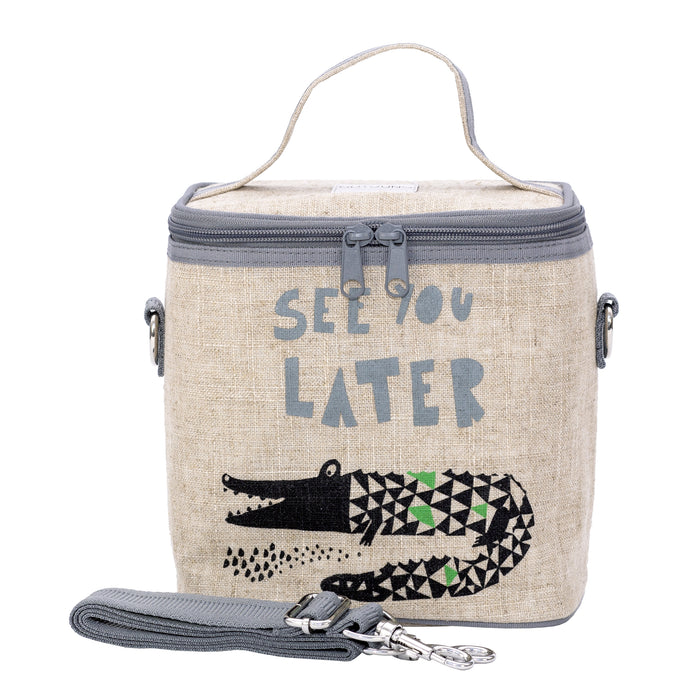 Wee Gallery Alligator Small Cooler Bag