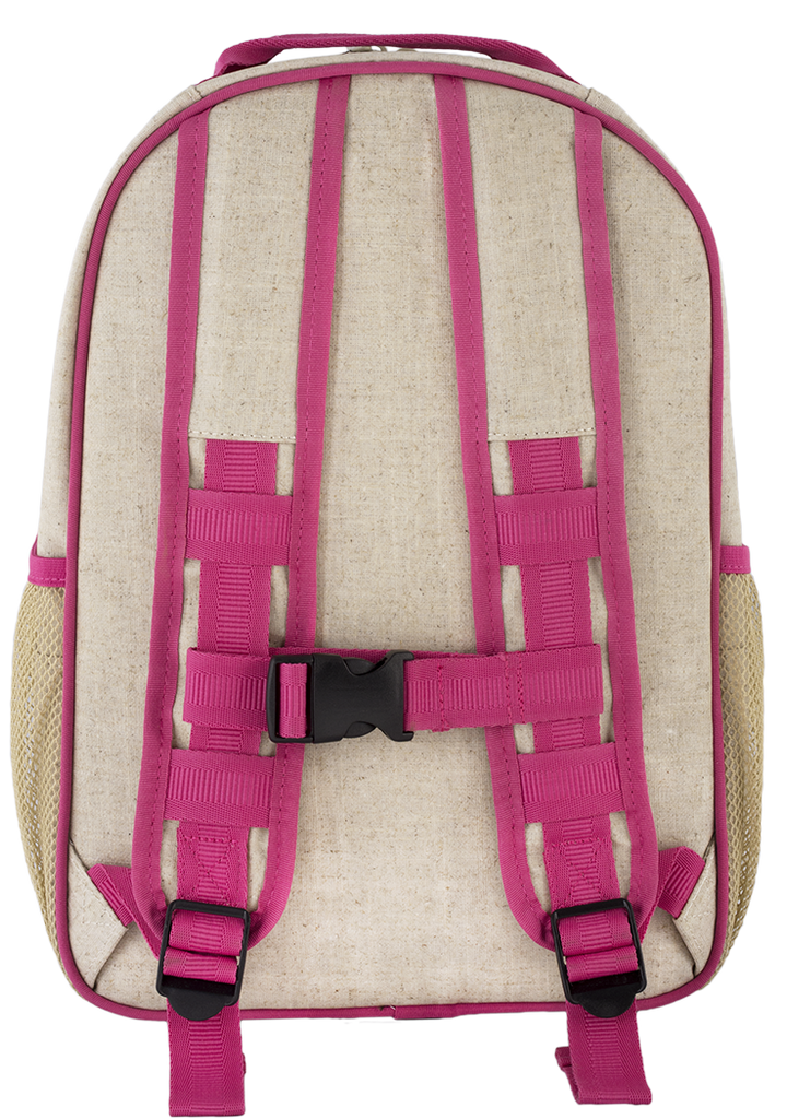 Pink Fawn Toddler Backpack