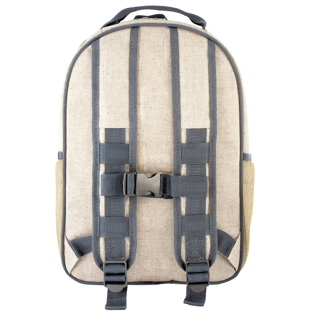 Wee Gallery Alligator Toddler Backpack