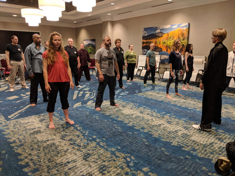 Oct 17 & 18, 2020 - Wilmington, NC - Medical Qigong Workshop - 15 CEU