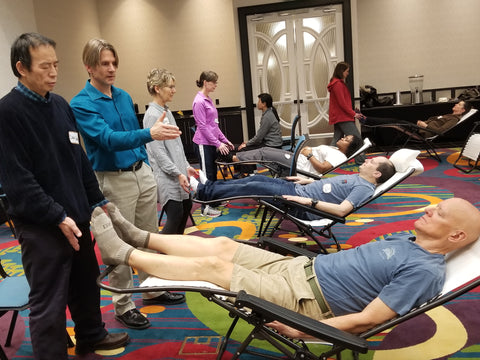 May 16 & 17, 2020 - Raleigh-Durham, NC - Medical Qigong Workshop - 15 CEUs