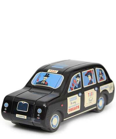 London Taxi Toffee Tin