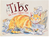 Tibs The Post Office Cat book
