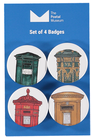 Ruth Martin Badges