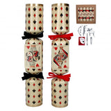 Set of 6 Playing Card Crackers
