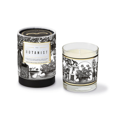 'The Botanist' Candle