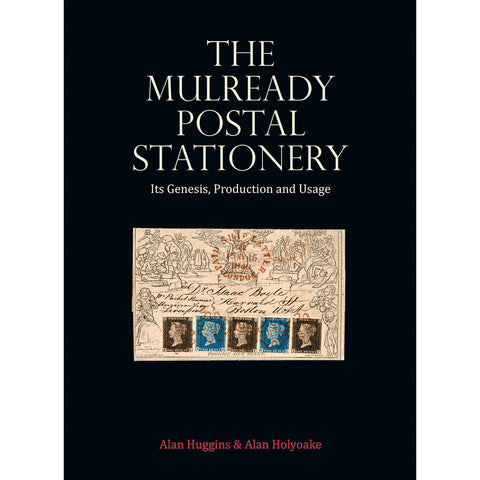 Mulready Postal Stationery Book