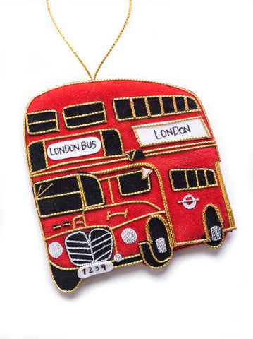 London Bus Decoration