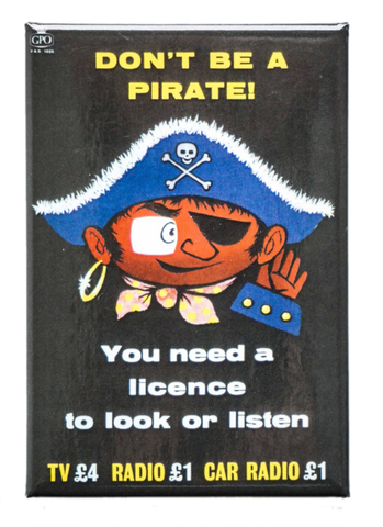 Don't be a Pirate Magnet