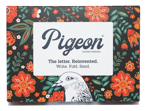 Folklore Pigeon Origami Envelopes
