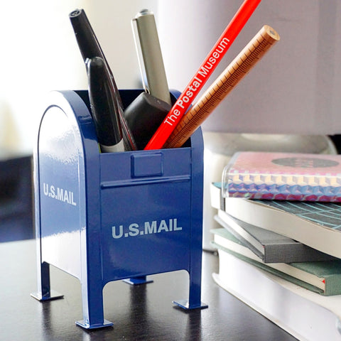 U.S Mail Box Desk Tidy