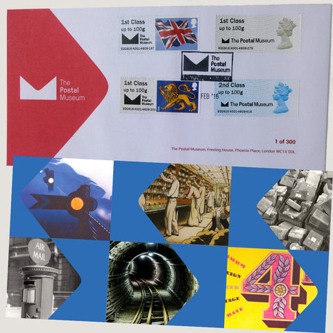 The Postal Museum First Day Cover