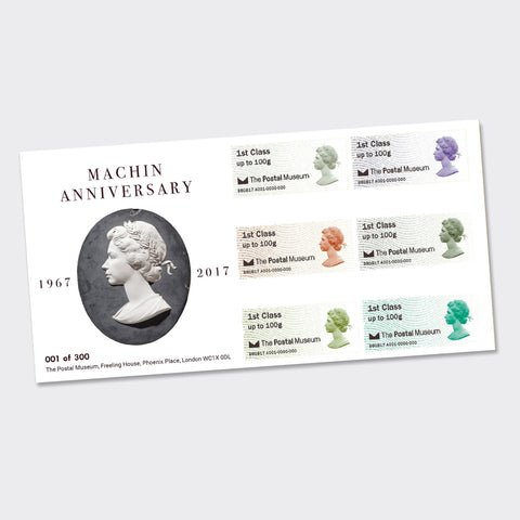 Machin First Day Cover