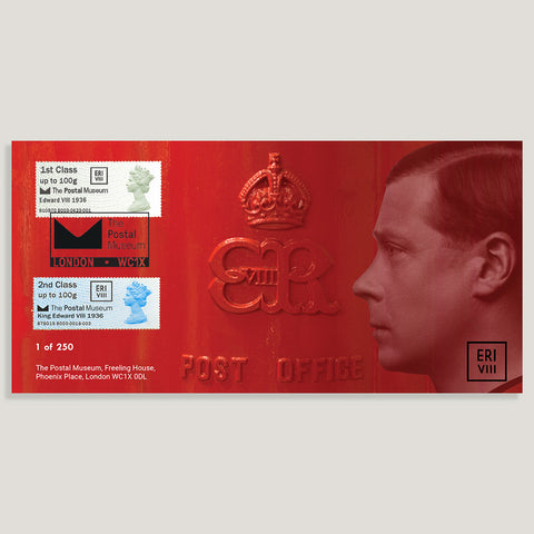 Edward VIII First Day Cover