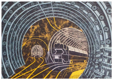 Bawden Greeting Card