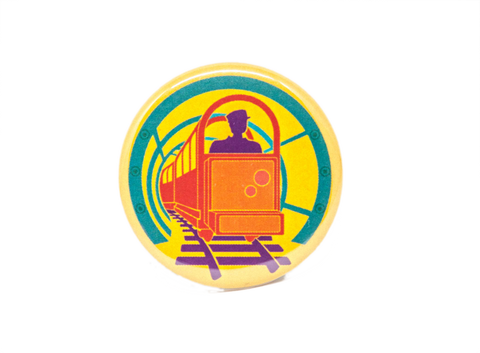 Mail Rail Badge