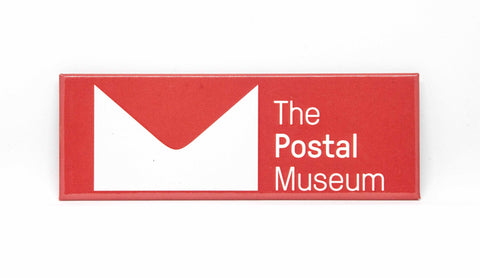 The Postal Museum Fridge Magnet
