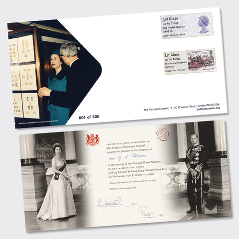 NPM 50 First Day Cover