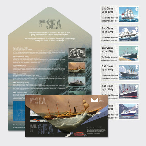 Mail by Sea Presentation Pack