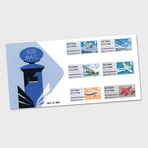 Mail by Air First Day Cover