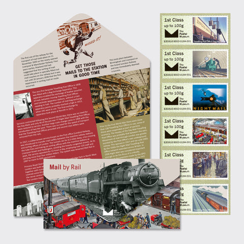Mail by Rail Presentation Pack