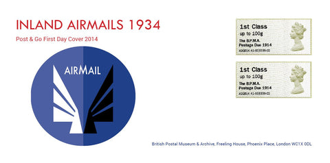 Airmail First Day Cover