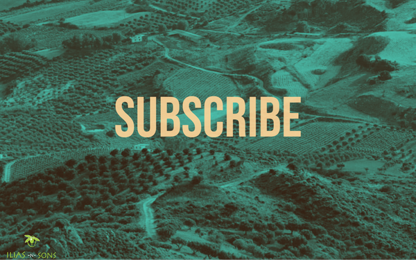 Subscribe to our Newsletter for Recipe, Updates and New Products