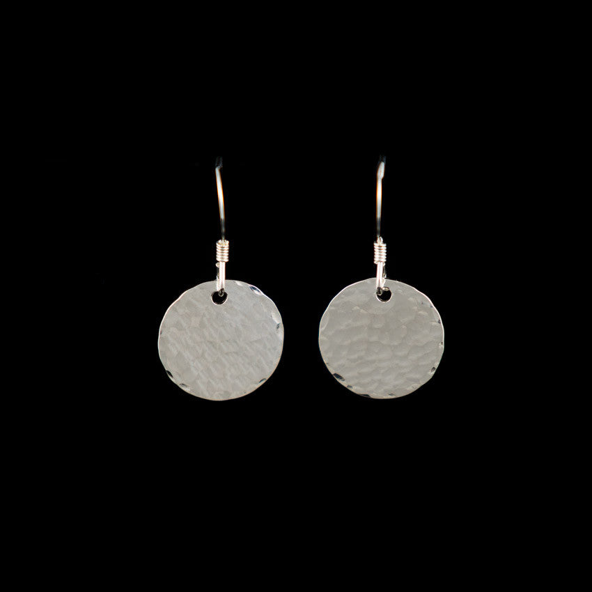 Large Microtag Earrings