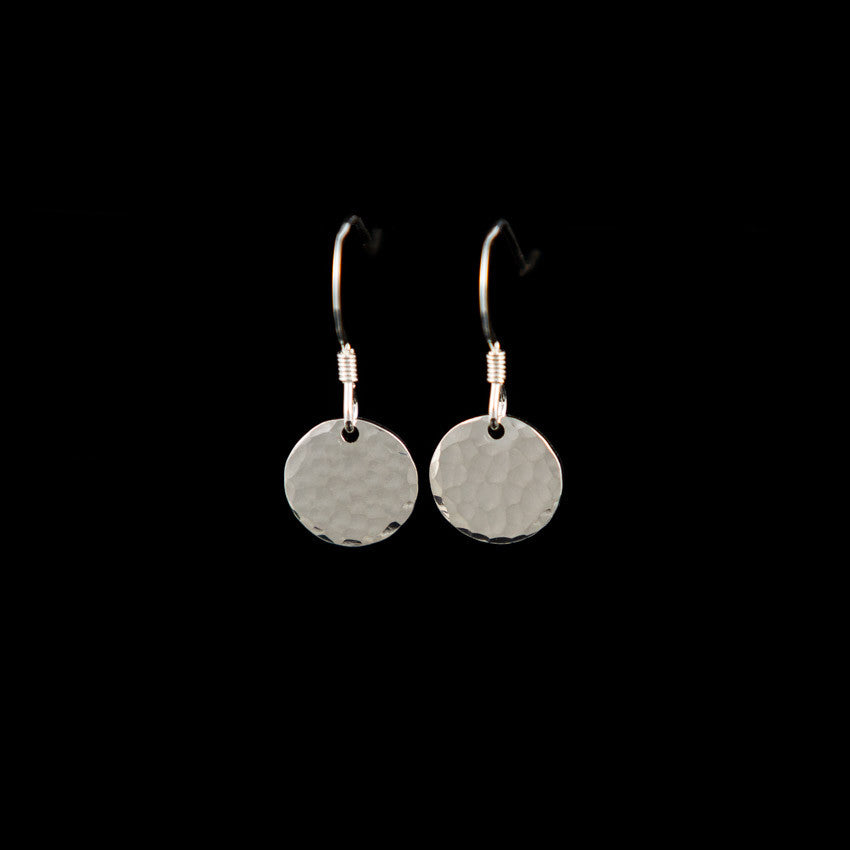 Small Microtag Earrings