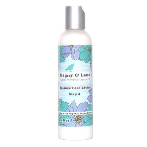 Face Care- Step 4 Balance Face Lotion
