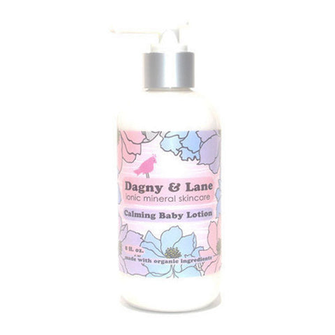 Baby Calming Baby Lotion 8oz