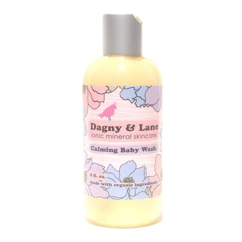 Baby Calming Baby Wash 8oz