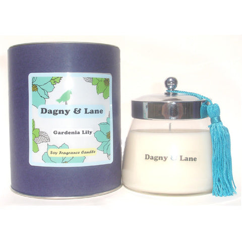 Soy Candle-Gardenia Lily-light, floral, jasmine