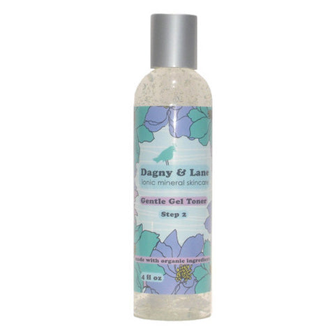 Face Care- Step 2 Gentle Gel Toner