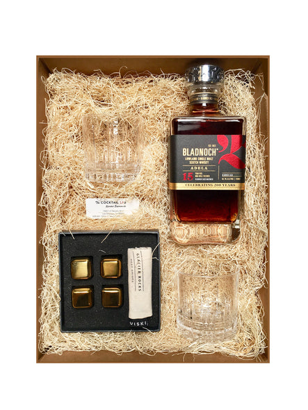 Bladnoch Scotch Whisky Gift Set