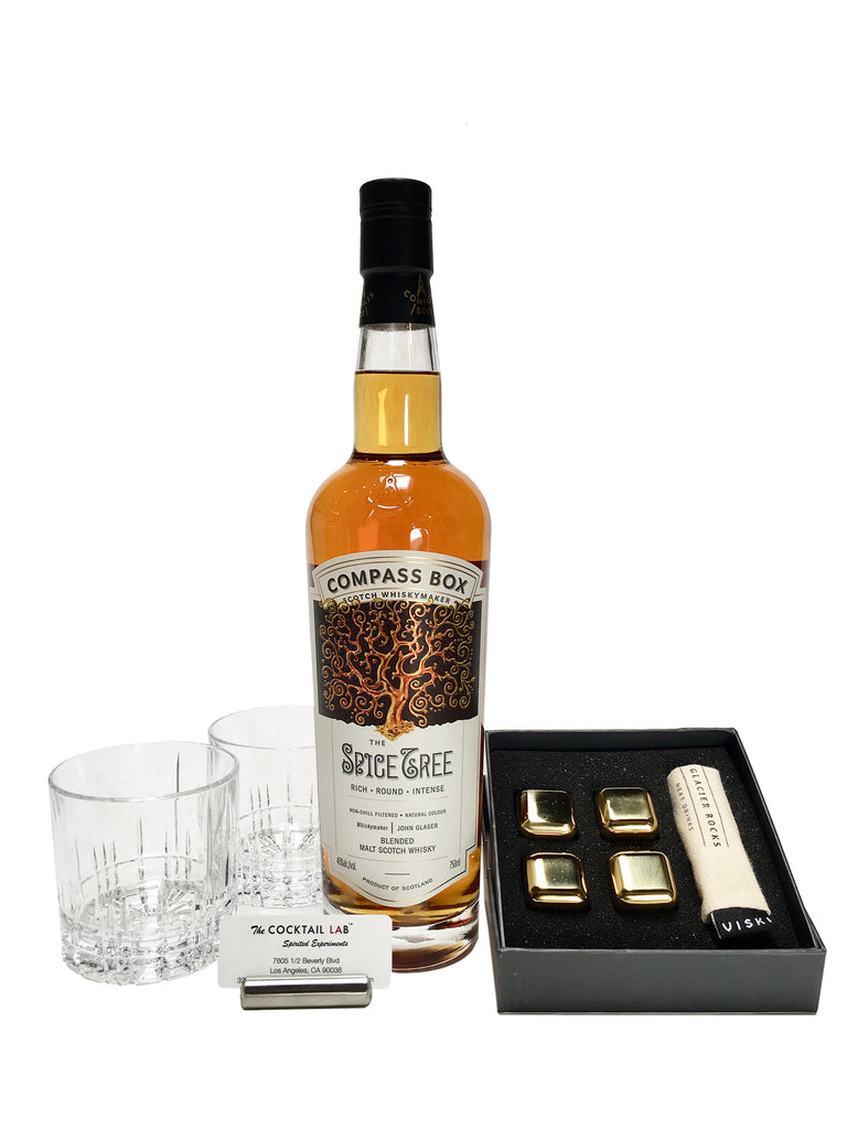Compass Box Spice Tree Blended Scotch Whisky Set