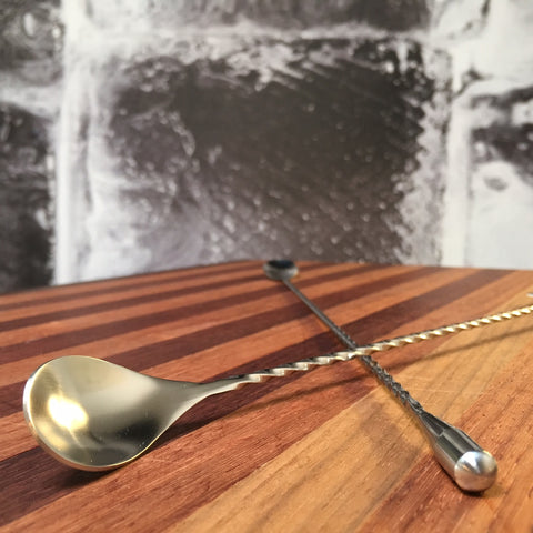 Teardrop Viski Bar Spoon