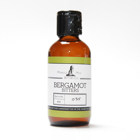 Miracle Mile Bitters Co.™ Bergamot Bitters