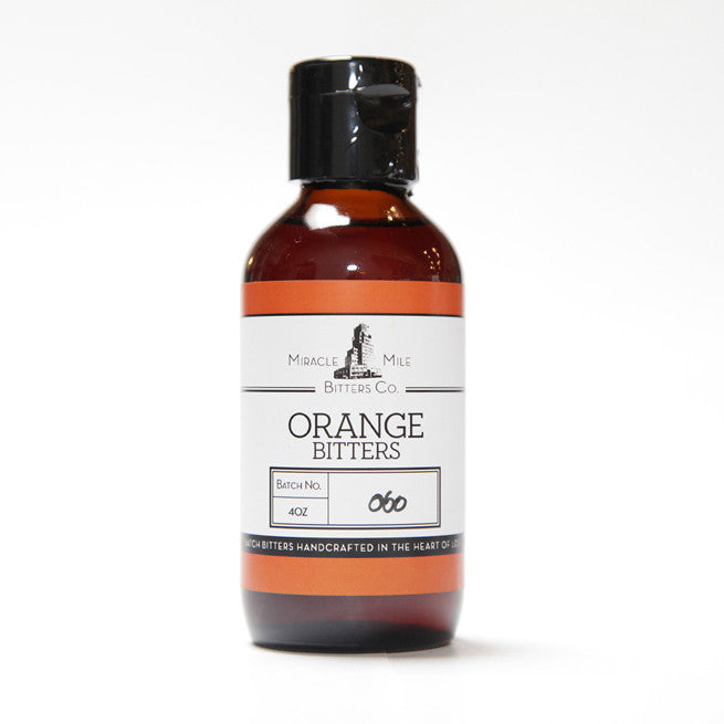 Miracle Mile Bitters Co.™ Orange