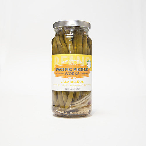 Pacific Pickle Works™ Jalabeños
