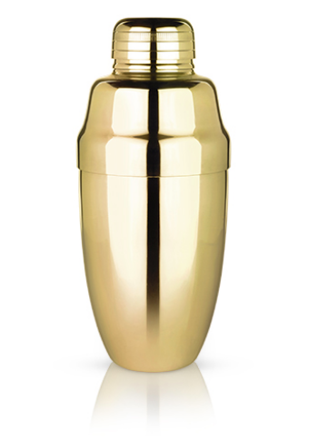 Viski Gold Heavy Weight Shaker