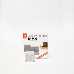 Teroforma™ Whisky Stones® MAX Beverage Cubes Set of 2
