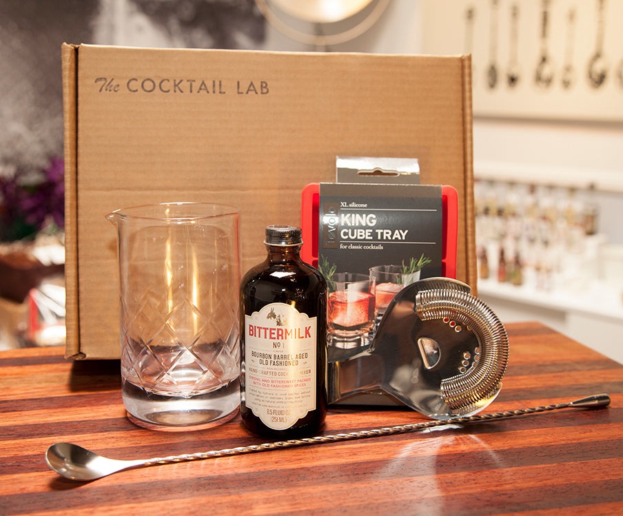 Kotai Four-Piece Cocktail Accesories Set