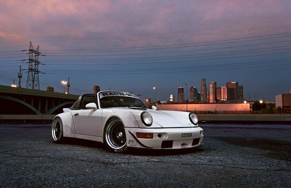 PORSCHE 964 Wide Body Kit