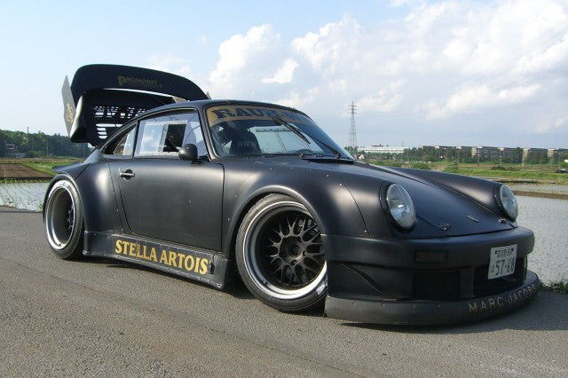 porsche 930 wide body kit rauh welt begriff los angeles