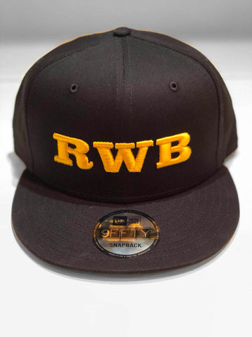 RWB New Era Snap Back (Gold)