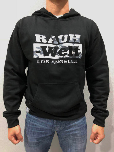 RAUH-Welt Los Angeles Hoodies Camo Edition ®