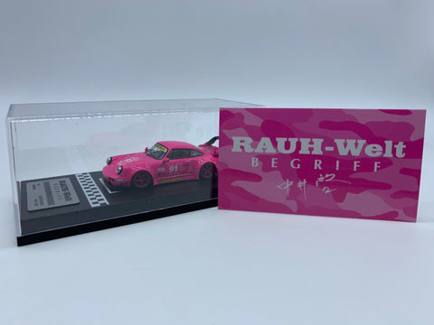1/64 Diecast RWB 964 VERONIKA Idlers Car 2020 TAS Limited Edition
