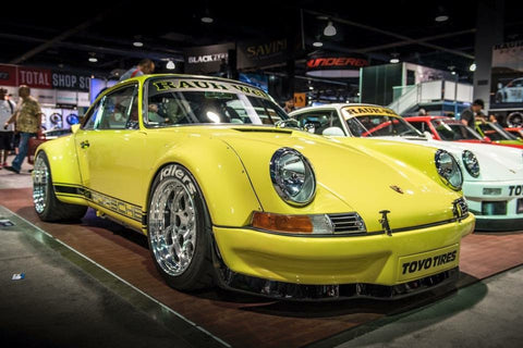 PORSCHE 911/930 Backdate Long-Hood style Wide Body