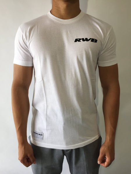White Regular Crew Tees